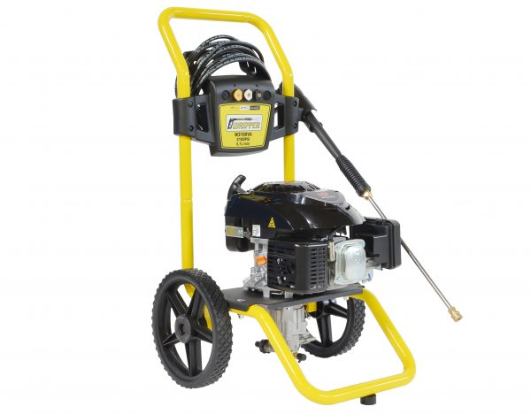 Vysokotlakový čistič - Petrol pressure washer washer Waspper W3100VA