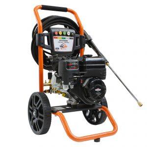 Industrial petrol high pressure washer - Benzínový vysokotlakový čistič - Gaspper GP3300DA