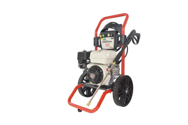 Vysokotlakový čistič - High pressure washer Waspper W2900HA with Honda engine