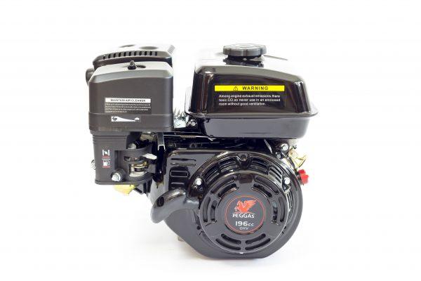 Petrol engine - Benzínový motor Peggas G200F