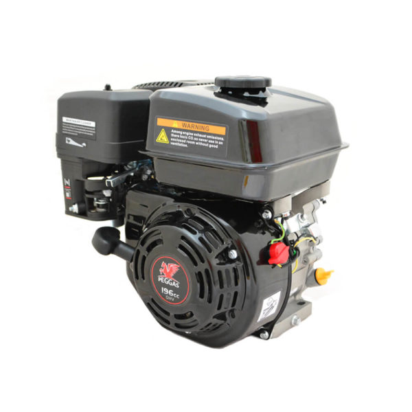 Petrol engine - Benzínový motor Peggas GX200P