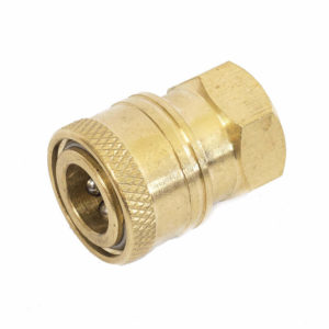 "Spojka 1/4"" - QC - Connector 1/4"" to quick coupler"