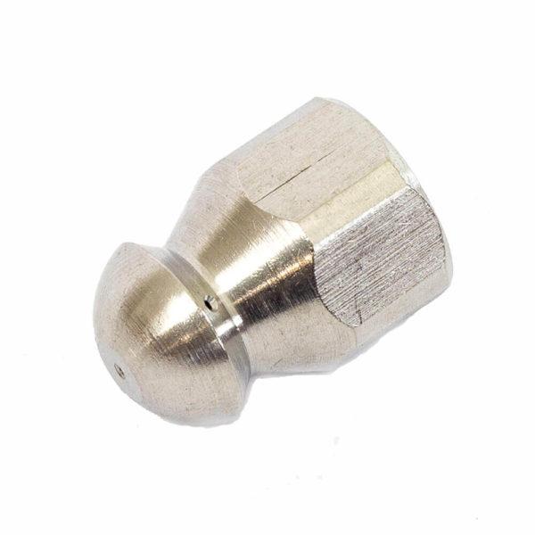 """1/4"""" statická tryska do kanálov - 1/4"""" non-rotary sewer nozzle"""