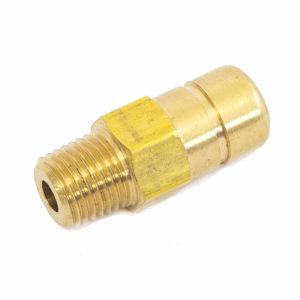 """Tepelný poistný ventil 1/4 """" - 1/4 """" NPT thermal relief valve"""