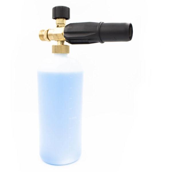 Foam generator for pressure washers - Napeňovač