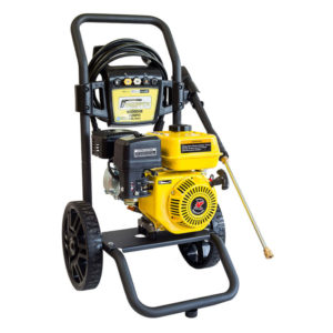 High pressure washer Waspper W3000HB with Peggas petrol engine