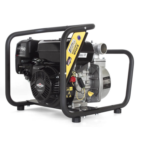 High power water pump Waspper WP20-B with Briggs&Stratton engine