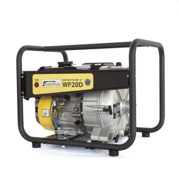 High power water pump - Motorové vodné čerpadlo Waspper WP20D-P
