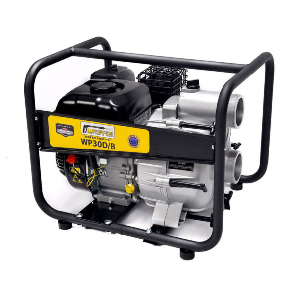 High power water pump - Motorové vodné čerpadlo Waspper WP30D-B