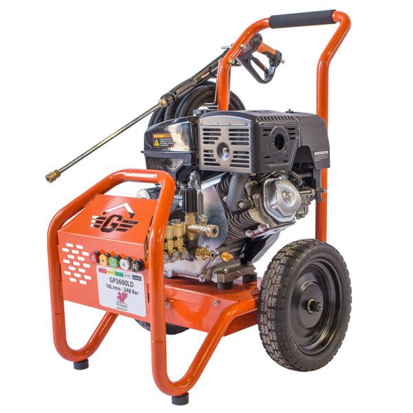 Professional high pressure washer - Profesionálny vysokotlakový čistič Gaspper GP3600LD